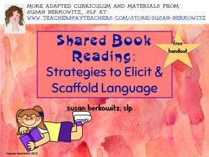 free shared book reading handout.001