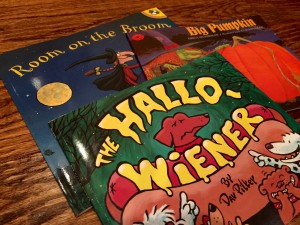 speech therapy Halloween books