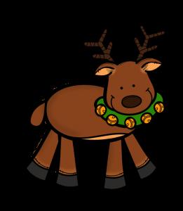 Reindeer_Green