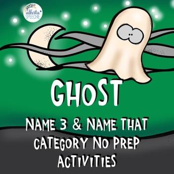 ghost-activities