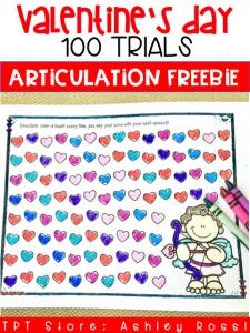 Free download! 100 trials in speech
