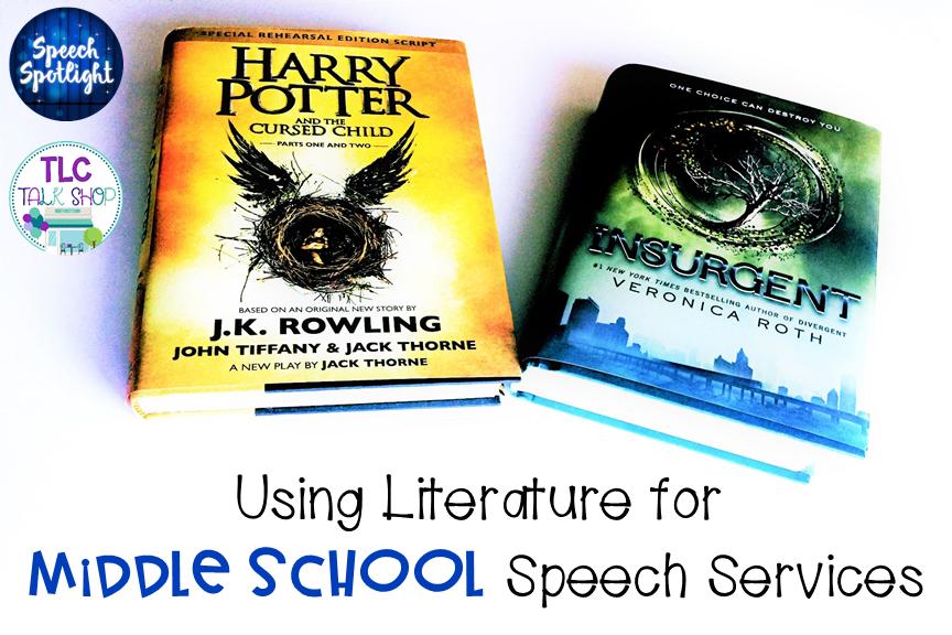 Literature Middle School